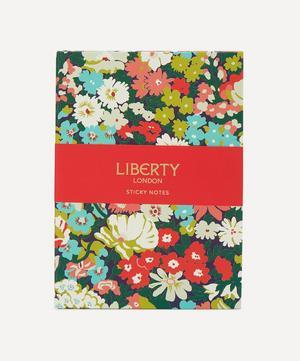 Hardbound Floral Sticky Notes
