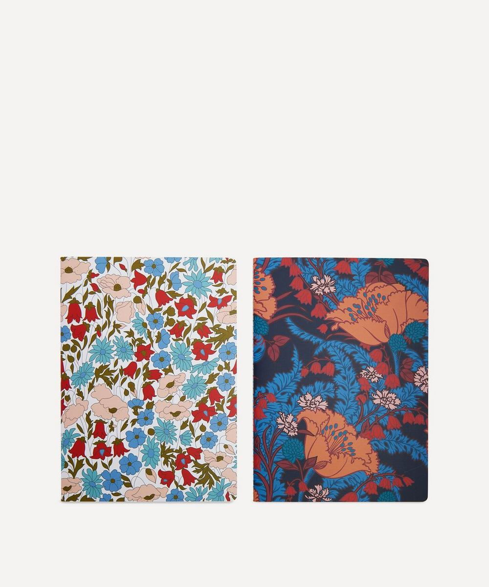 Liberty - Floral Writer's Notebook Set