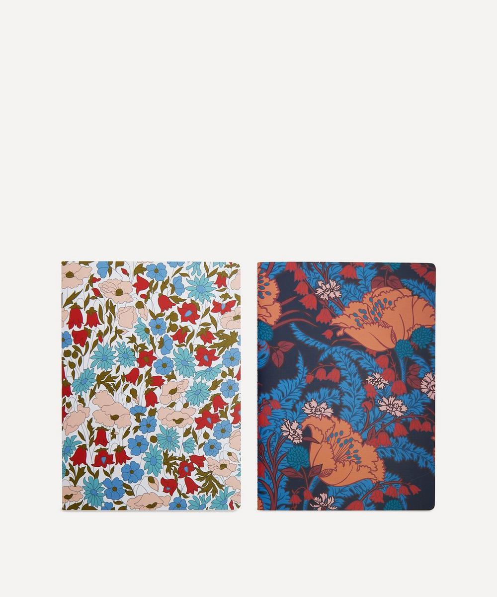 Liberty - Floral Writer's Notebook Set