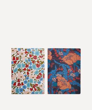 Floral Writer's Notebook Set