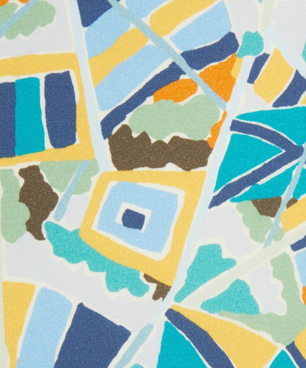Liberty Fabrics - Ocean Breeze Jersey