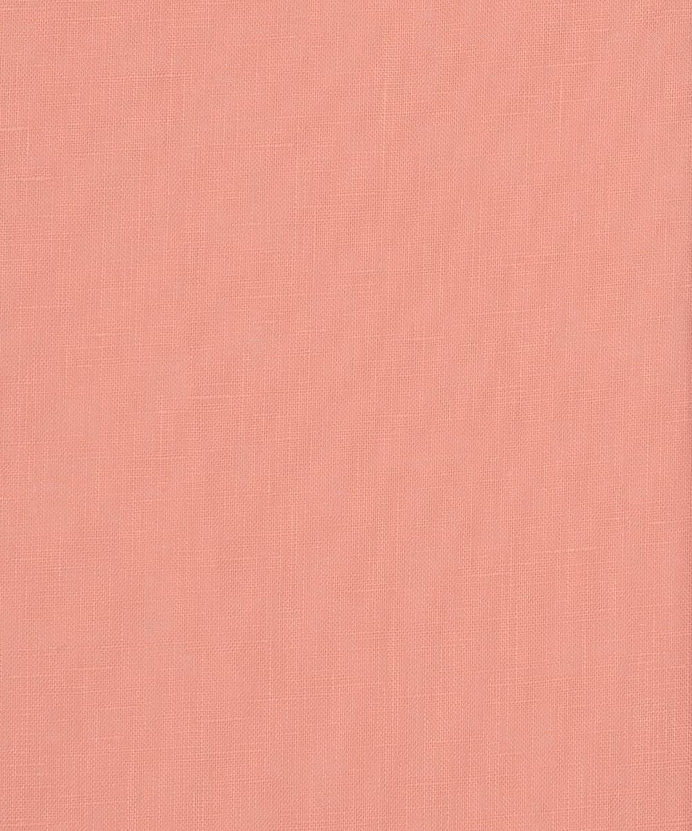 Liberty Fabrics - Antique Pink Plain Linen