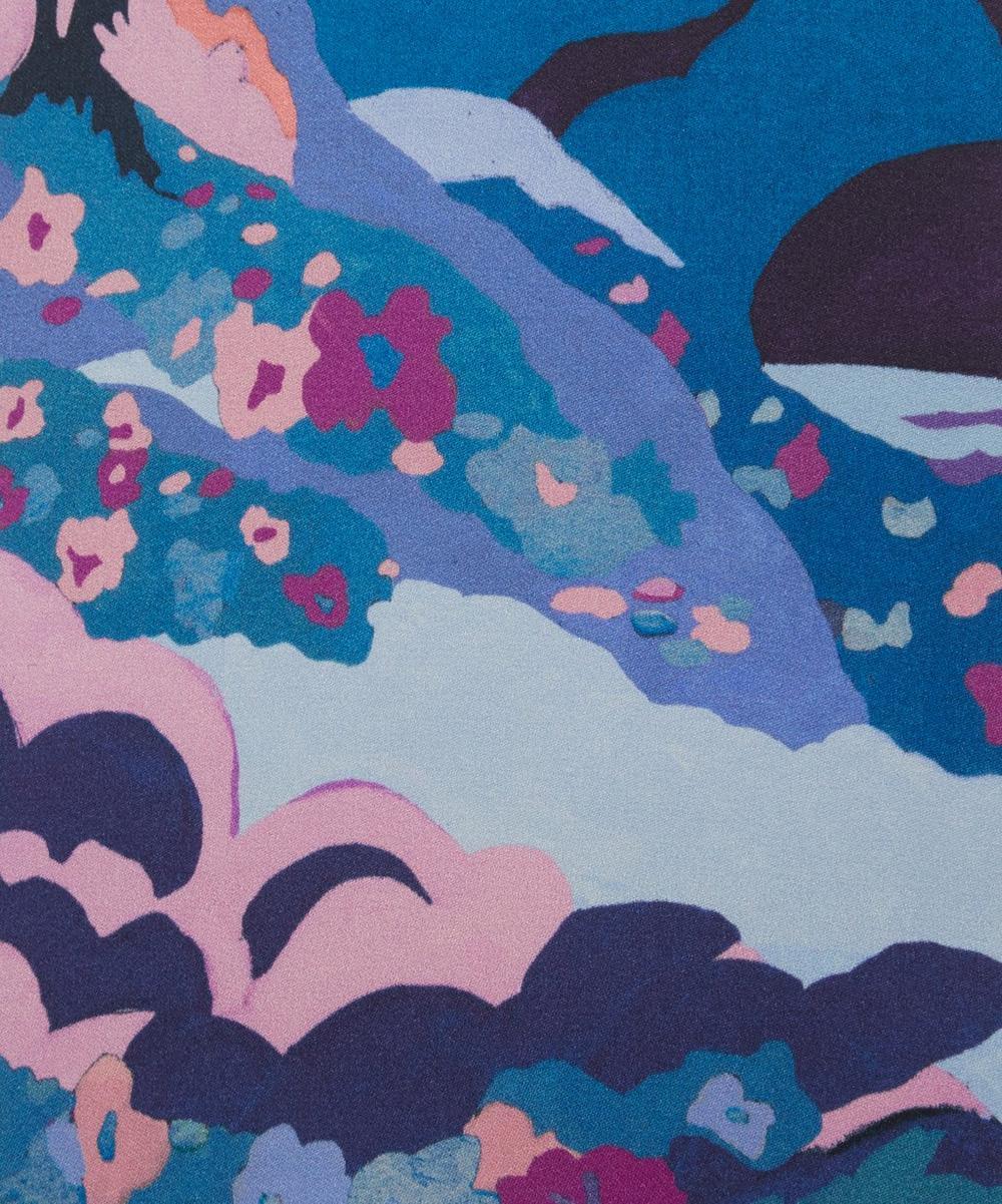 Liberty Fabrics - Coastal Parade Duchesse Silk Satin
