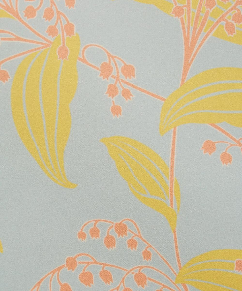 Liberty Fabrics - Lily Of The Valley Duchesse Silk Satin