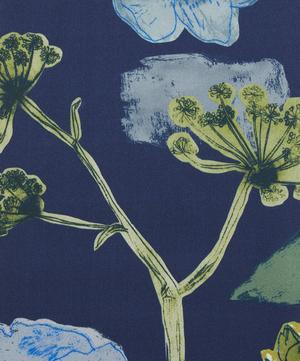 Etched Botanicals Silk Satin