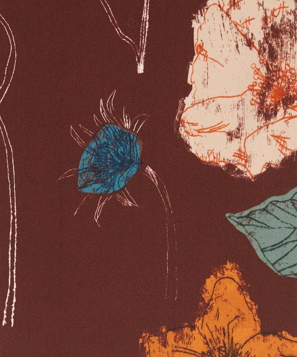 Liberty Fabrics - Etched Botanicals Silk Satin