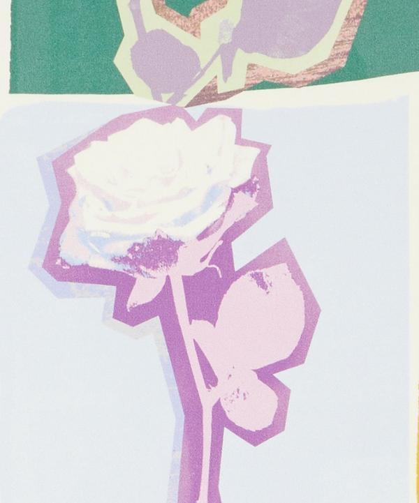 Liberty Fabrics - Patchwork Rose Silk Satin