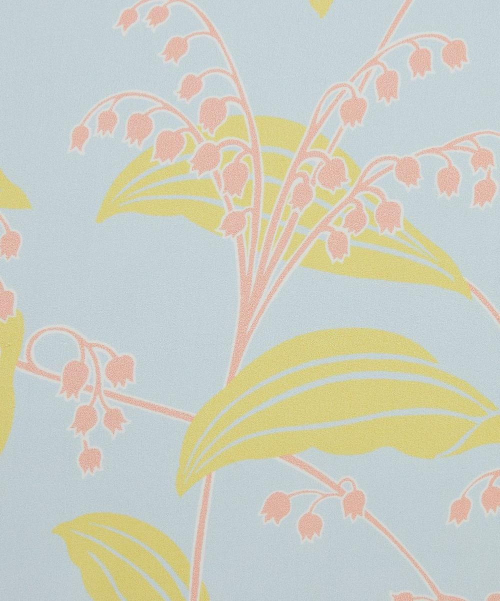 Liberty Fabrics - Lily Of The Valley Silk Satin
