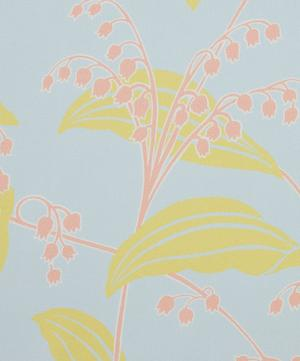 Lily Of The Valley Silk Satin