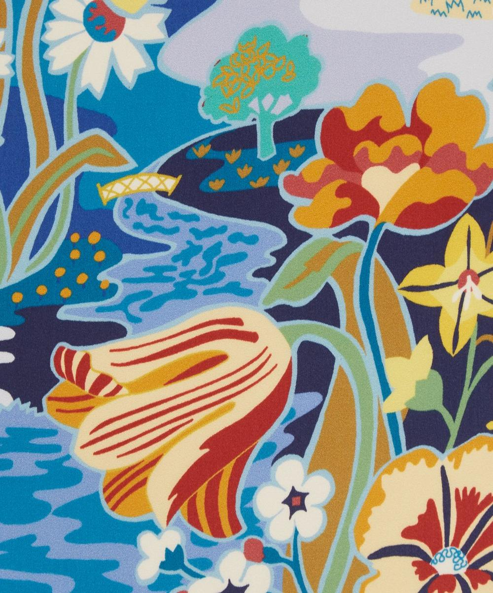 Liberty Fabrics - Sunshine Road Silk Satin