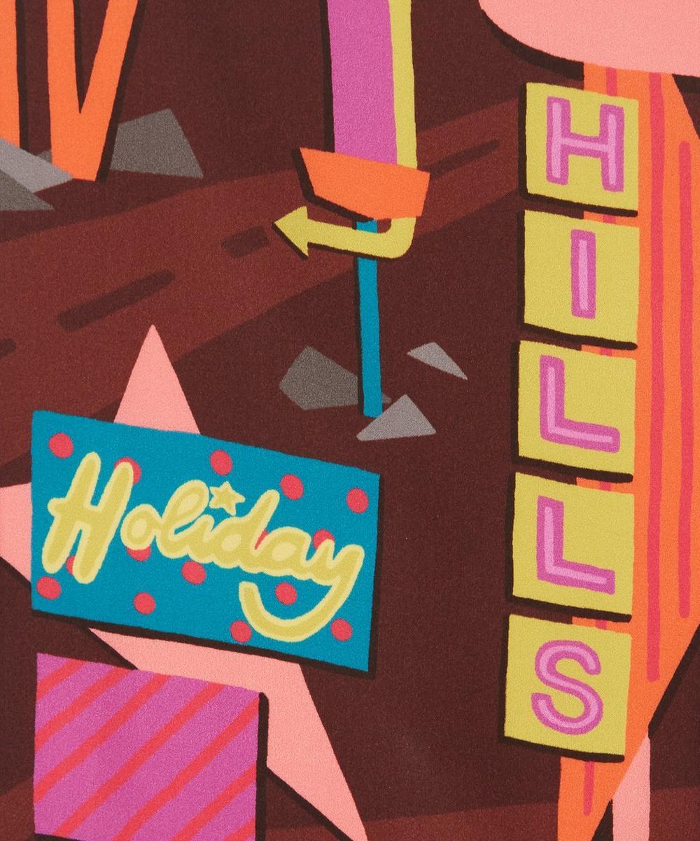 Liberty Fabrics - Hotel Motel Silk Satin