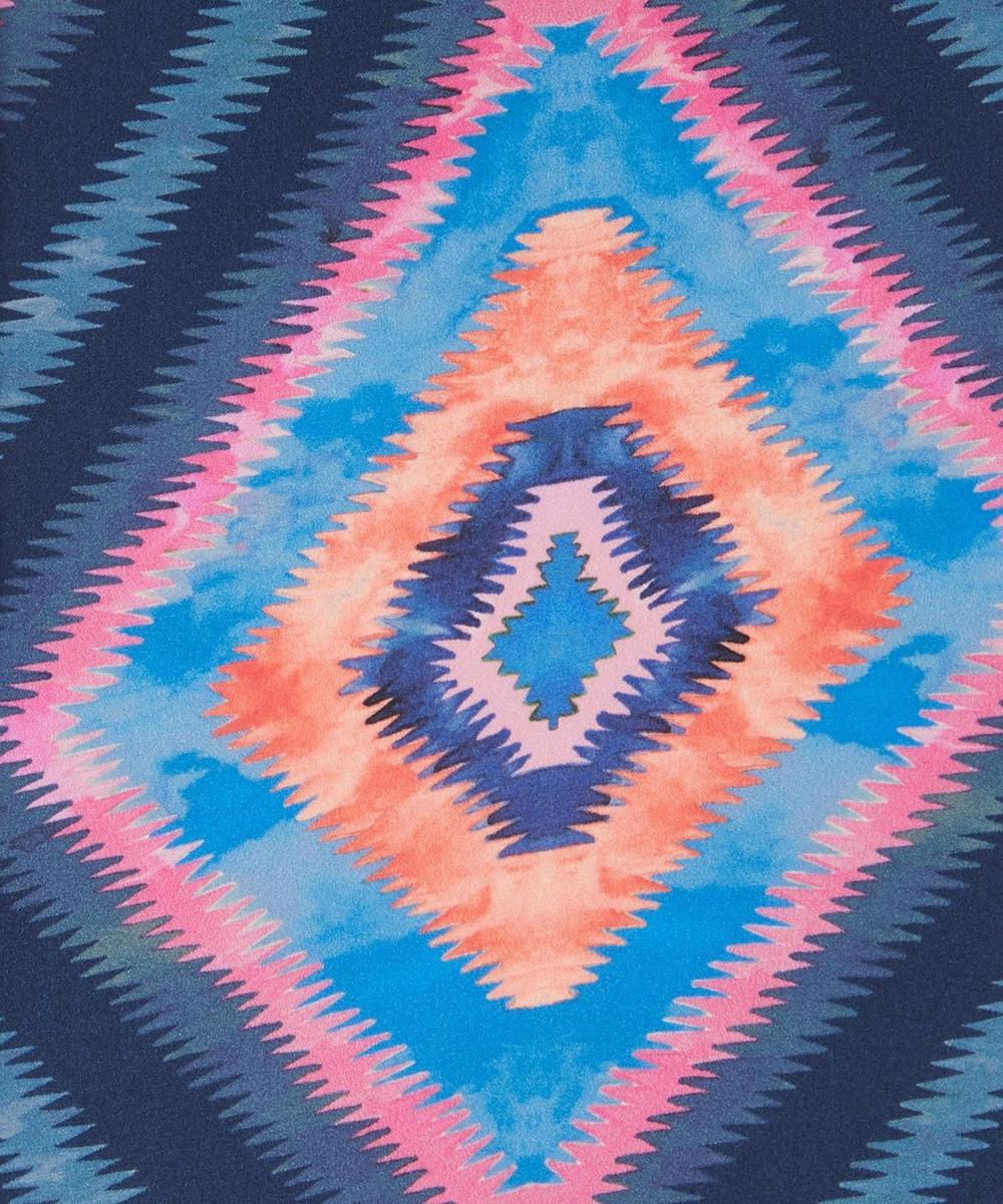 Liberty Fabrics - Geo Jewel Silk Satin
