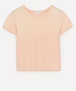 Linda Boxy Organic Cotton T-Shirt