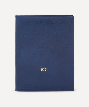 Medium Leather Ianthe Diary 2021