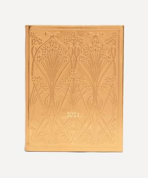 Medium Leather Ianthe Diary 2021