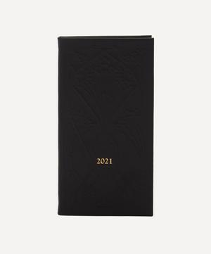 Slim Leather Ianthe Diary 2021