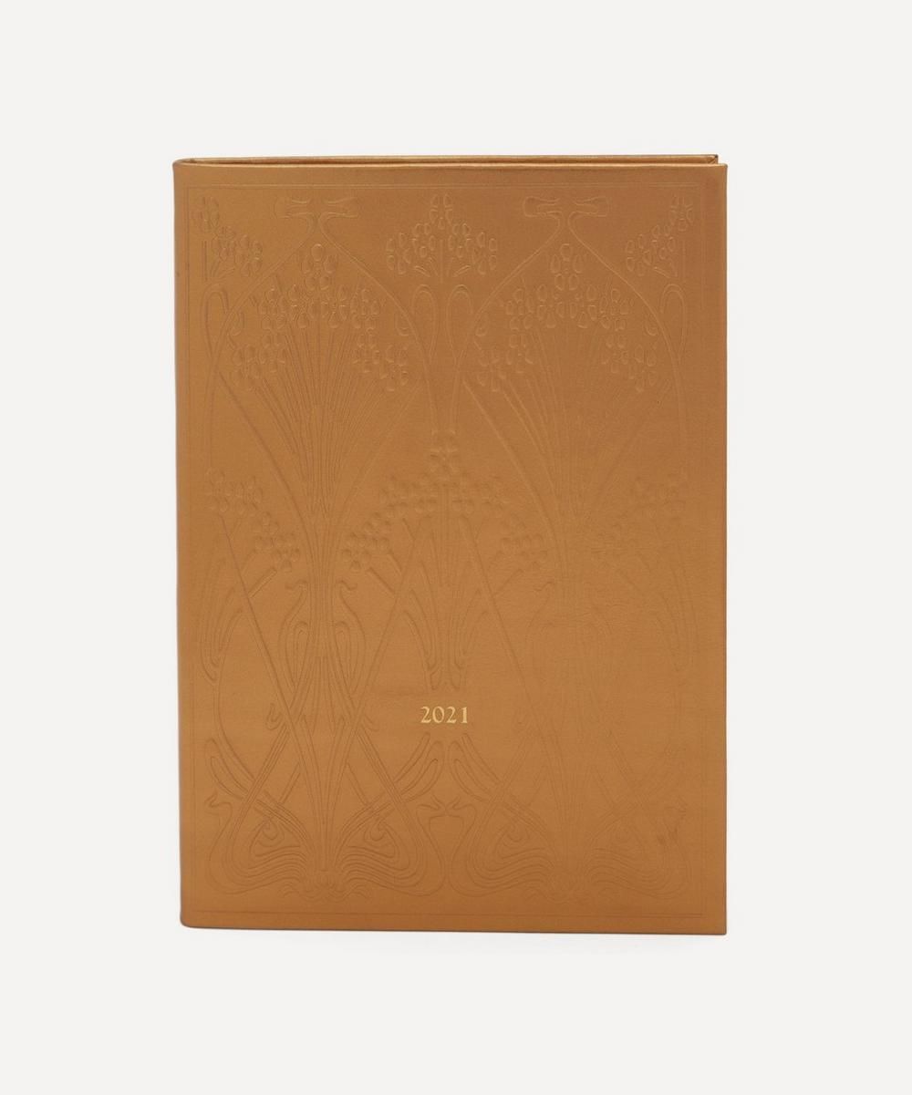 Liberty - Large Leather Diary 2021