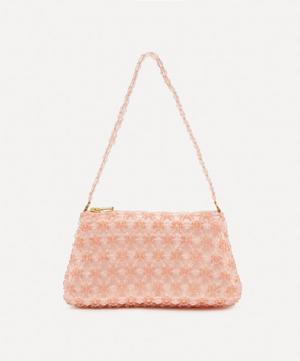Dawson Floral Beaded Handbag