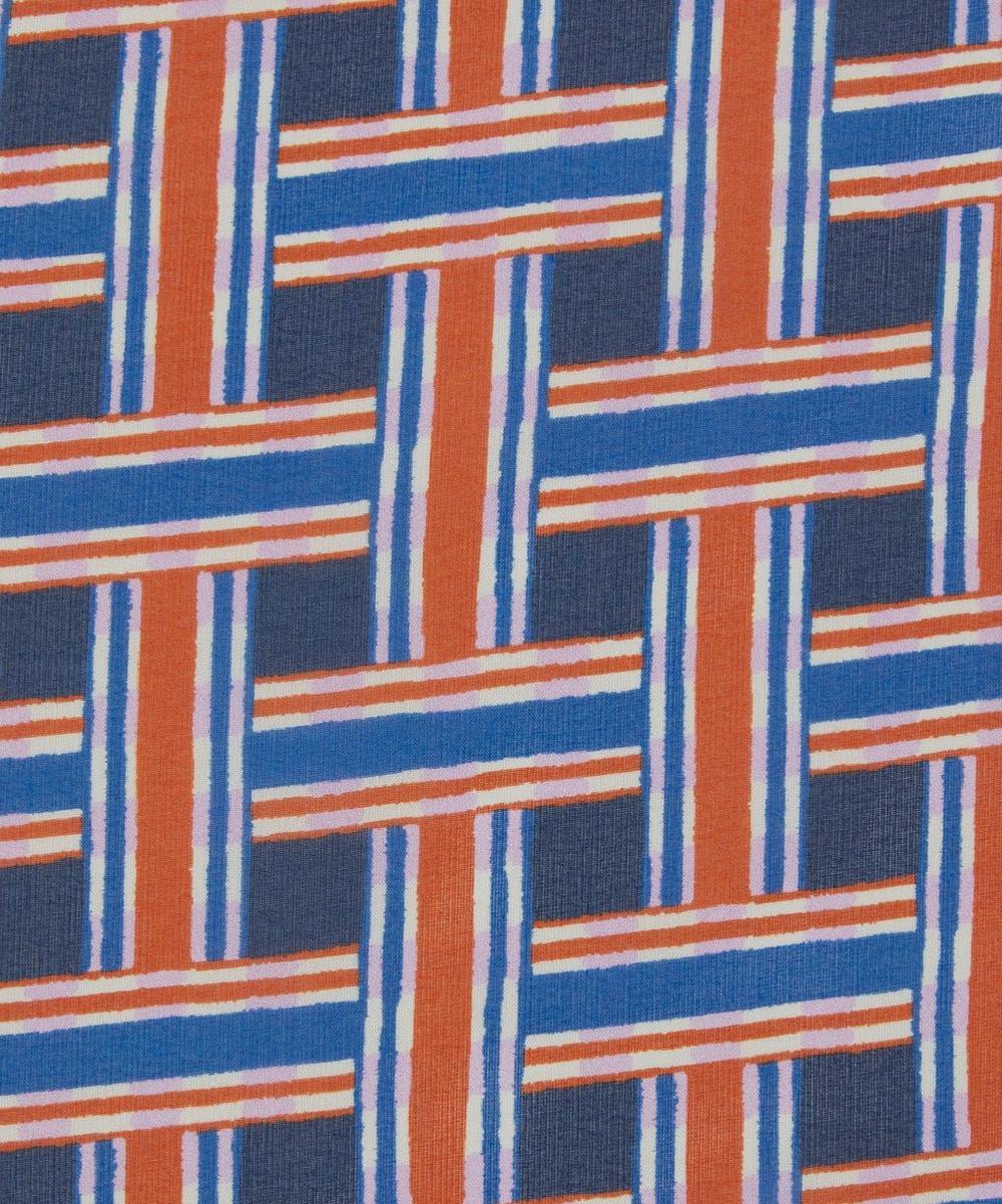 Liberty Fabrics - Basket Hamper Silk Chiffon
