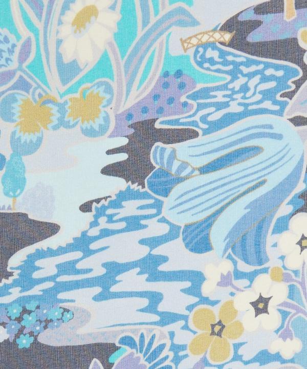 Liberty Fabrics - Sunshine Road Silk Chiffon