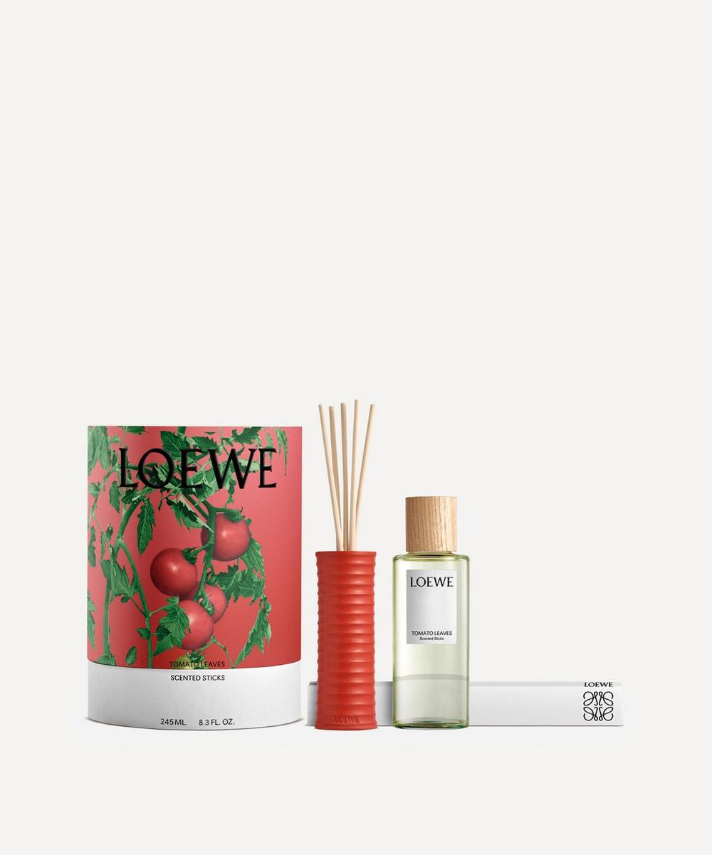 Loewe - Tomato Leaves Scented Sticks Set 245ml