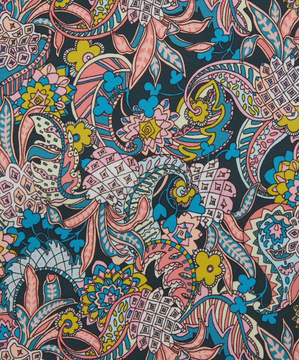 Liberty Fabrics - Pineapple Paisley Cupro Twill