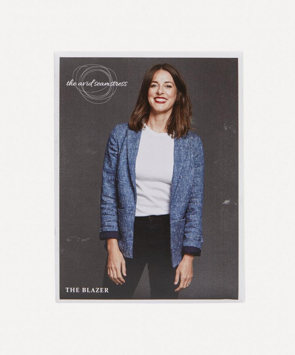 The Avid Seamstress - The Blazer Sewing Pattern