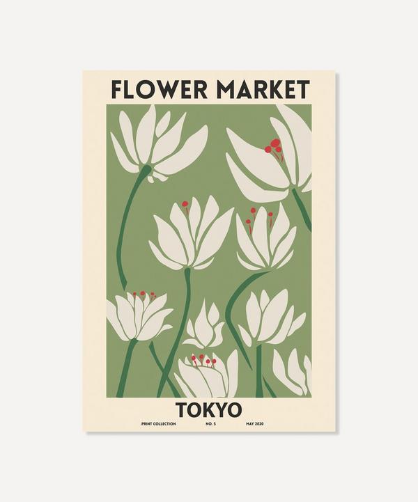 Astrid Wilson - Tokyo Unframed Print