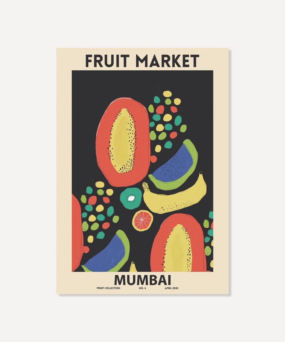 Astrid Wilson - Mumbai Unframed Print