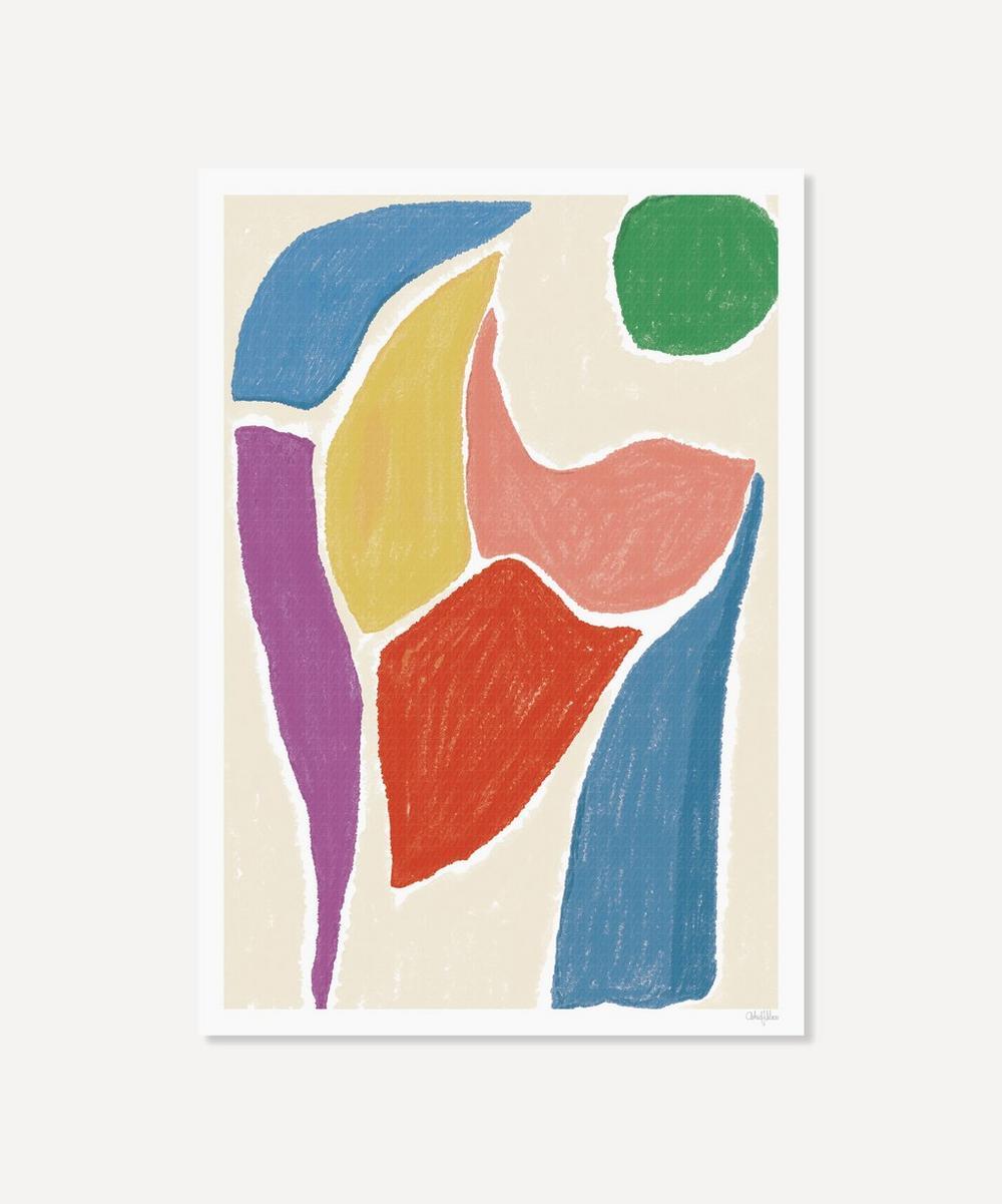 Astrid Wilson - Pim Unframed Print