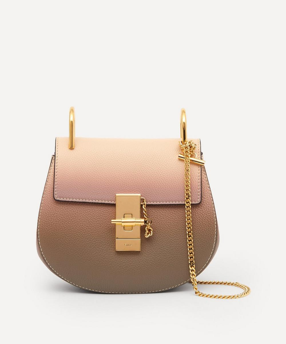 Chloé - Mini Drew Leather Shoulder Bag