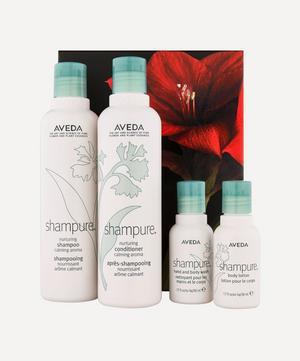 Shampure Nurturing Hair and Body Care Set