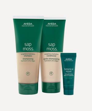 Sap Moss Weightless Hydration Vegan Hair Care Collection