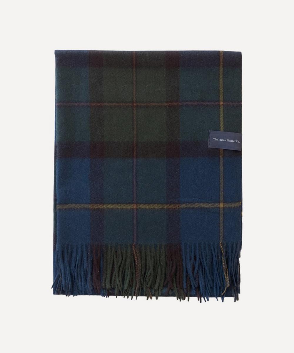 The Tartan Blanket Co. - MacLeod of Harris Lambswool Blanket