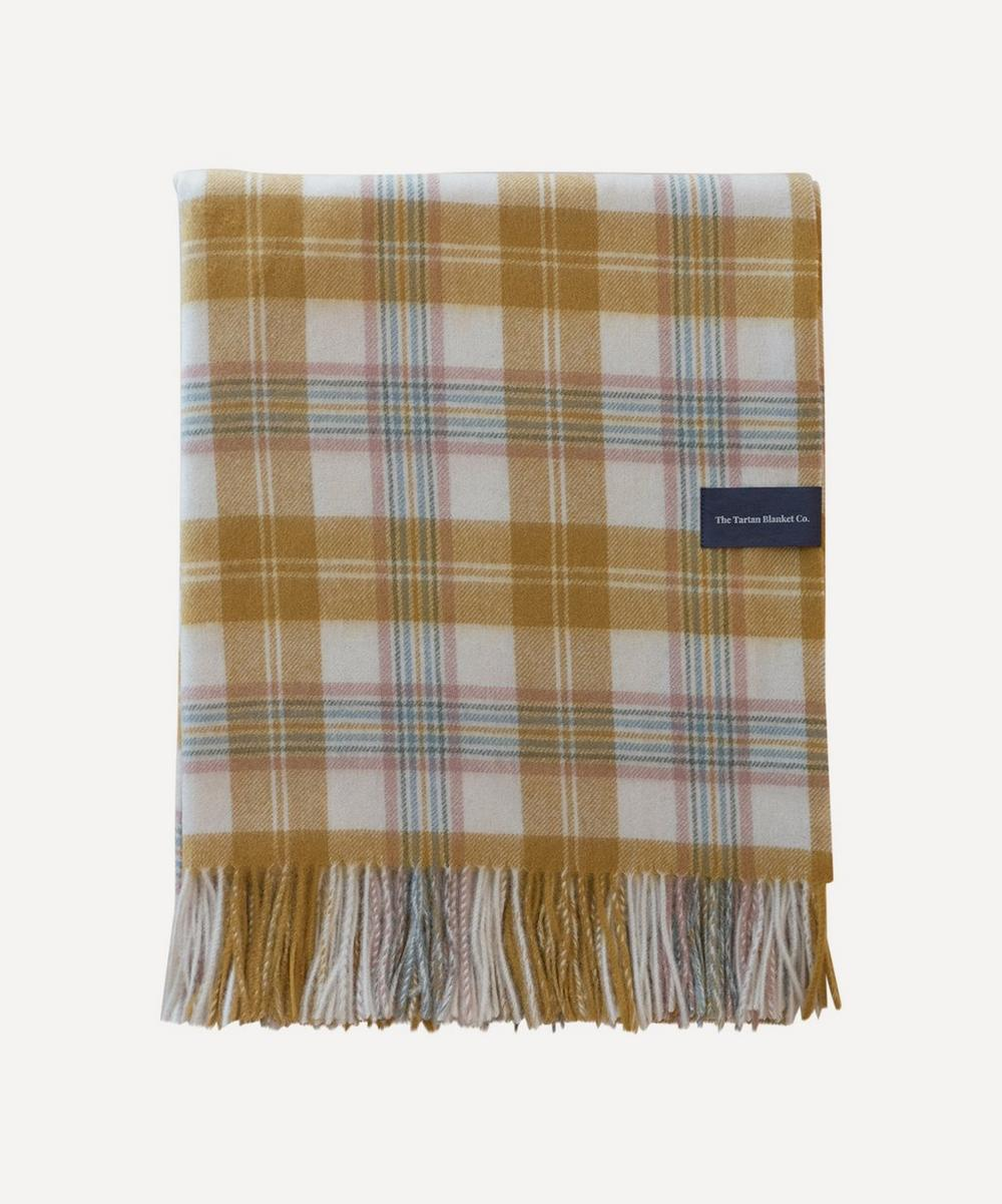 Camomile London - Windowpane Single Duvet Cover