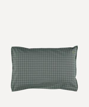 Windowpane Standard Pillowcase