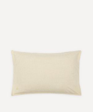 Double Check Standard Pillowcase
