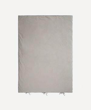 Mini Gingham Single Duvet Cover
