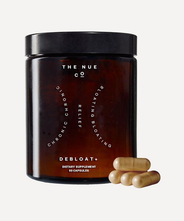 The Nue Co. - Debloat + Prebiotic 60 Capsules