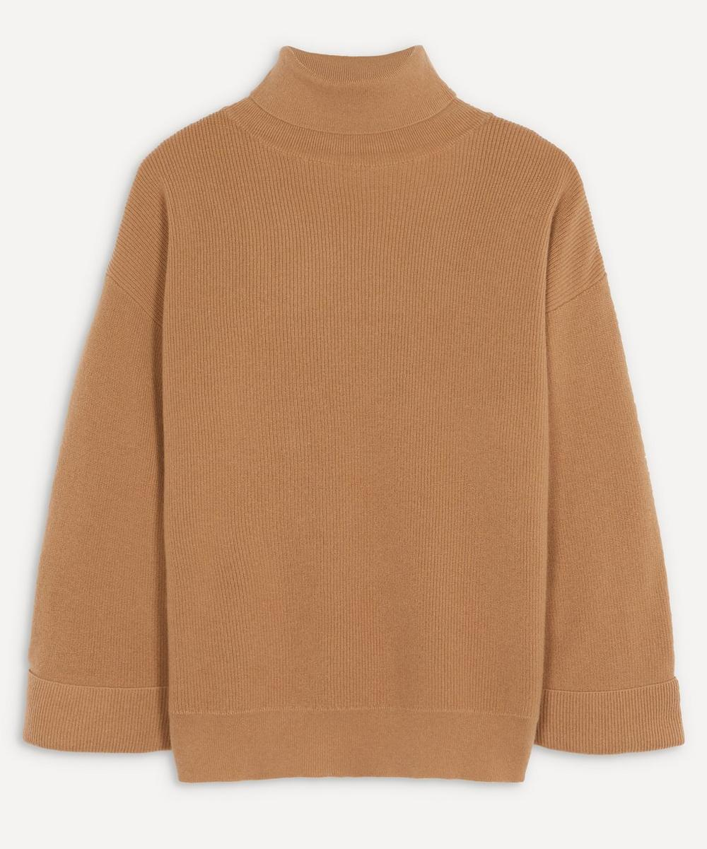A.P.C. - Oversized Wool-Blend Roll-Neck Jumper image number 0