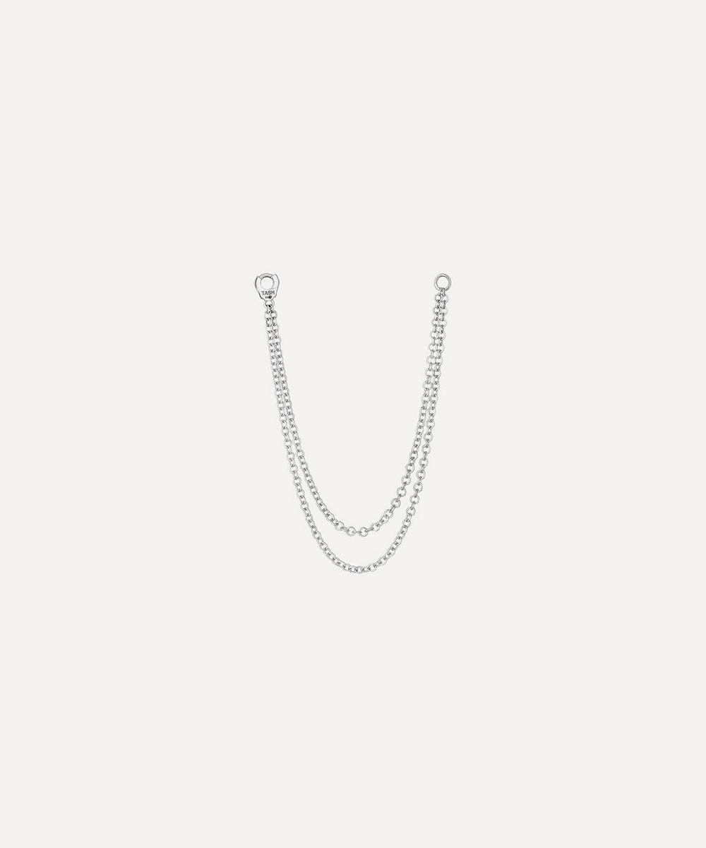 Maria Tash - Long Double Chain Connecting Charm
