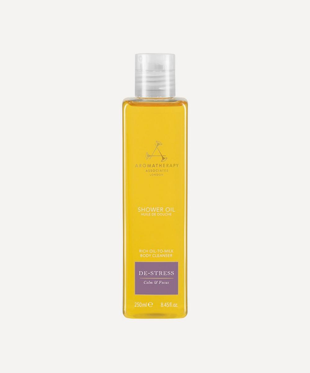 Aromatherapy Associates - De-Stress Shower Oil 250ml