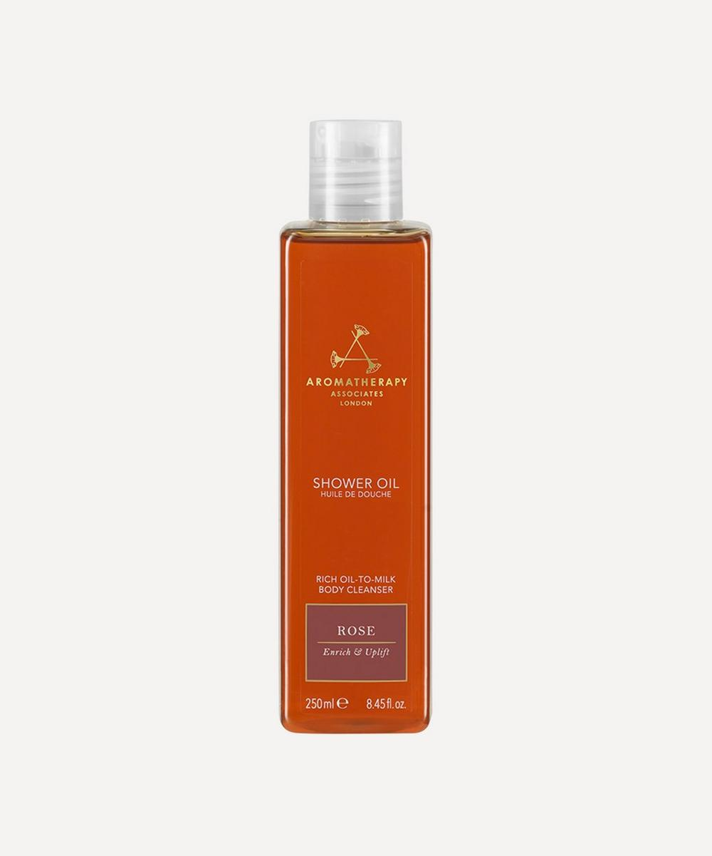 Aromatherapy Associates - Rose Shower Oil 250ml
