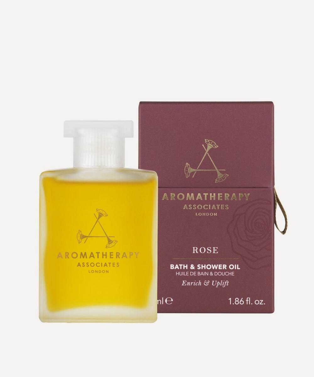 Aromatherapy Associates - Rose Bath & Shower Oil 55ml