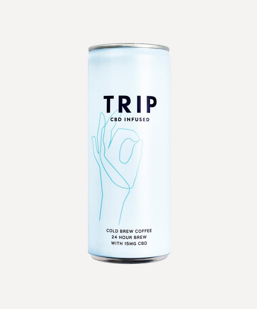 TRIP - Cold Brew Coffee CBD-Infused Drink 250ml