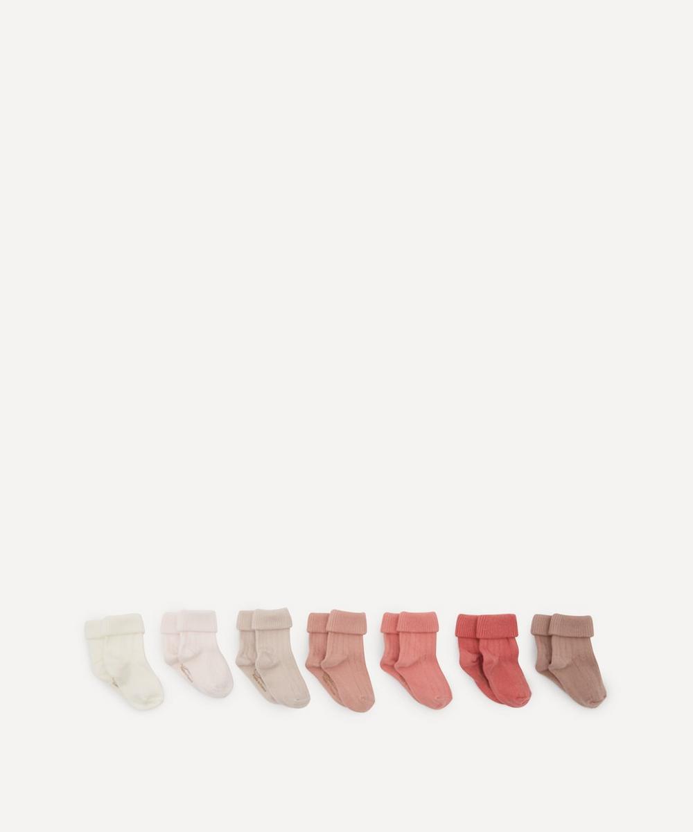 Bonpoint - Pink Sock Set