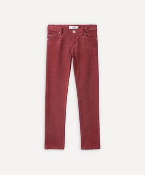 Sienna Corduroy Trousers 4 Years