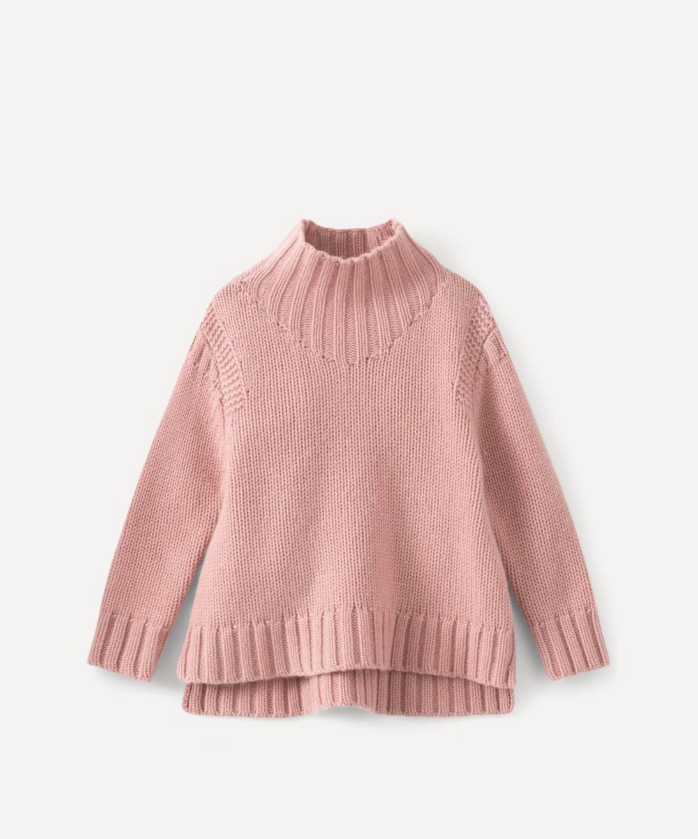 Bonpoint - Cashmere Turtleneck Sweater 4 Years