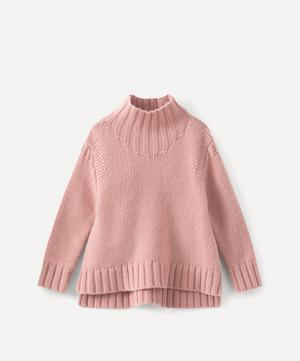 Cashmere Turtleneck Sweater 4 Years
