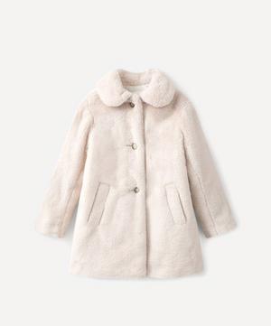 Maisie Faux Fur Coat 6-8 Years